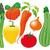 zöld · zöldség · hazugságok · friss · levél · eszik - stock fotó © ddraw