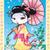 geisha stock photo © ddraw