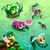 смешные · животные · пруд · Cartoon · вектора - Сток-фото © ddraw