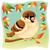 grappig · najaar · heldere · communie · natuur · wildlife - stockfoto © ddraw
