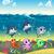 mariene · dieren · collectie · natuur · zee · oceaan - stockfoto © ddraw