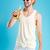 gelukkig · mannelijke · reiziger · alcohol - stockfoto © deandrobot