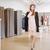 kleding · winkel · geld · ontwerp · winkelen · interieur - stockfoto © deandrobot
