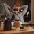alegre · gente · de · negocios · de · trabajo · tarde · noche · oficina - foto stock © deandrobot