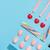top · Ansicht · Gruppe · farbenreich · lecker · süß - stock foto © deandrobot