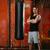 genç · boksör · bakıyor · kamera · eller · portre - stok fotoğraf © deandrobot