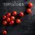 tomates · escuro · topo · ver · foto · saúde - foto stock © deandrobot