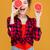 взрослый · женщину · еды · свежие · грейпфрут · продовольствие - Сток-фото © deandrobot
