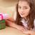 christmas · geschenk · vergadering · tabel · boom · vak - stockfoto © deandrobot