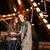 lunapark · bakıyor · kamera · kadın · mutlu - stok fotoğraf © deandrobot