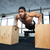 sport · fitnessz · férfi · fekvőtámasz · férfi · atléta - stock fotó © deandrobot