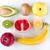 vers · vruchten · tabel · avocado · banaan - stockfoto © deandrobot