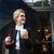 довольно · блондинка · девушки · зонтик · великолепный - Сток-фото © deandrobot