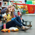 нездоровой · пищи · торговых · диета · жирный · жареный - Сток-фото © deandrobot