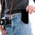 bolso · jeans · abstrato · textura · azul · tecido - foto stock © deandrobot