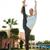 jovem · fitness · senhora · ioga · foto - foto stock © deandrobot