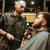 barbado · hombre · barba · peluquero · imagen · jóvenes - foto stock © deandrobot