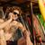 férfi · tengerpart · bandázs · csukló · közelkép · fiatal - stock fotó © deandrobot