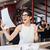 kadın · çalışma · yalıtılmış · stüdyo · beyaz · kadın - stok fotoğraf © deandrobot
