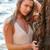 beautiful woman in water stock photo © deandrobot