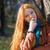 timide · modèle · portrait · belle - photo stock © deandrobot