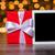 cadeau · générique · ordinateur · 3D · modèle - photo stock © deandrobot