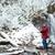 moço · caiaque · cachoeira · esportes · rio · cor - foto stock © deandrobot