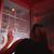 изображение · женщину · глядя · холодильник · кукол · вид · сзади - Сток-фото © deandrobot