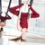 aerobic · mujer · de · la · aptitud · espejo · deporte · gimnasio · yoga - foto stock © deandrobot