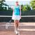 довольно · молодые · женщины · теннисный · корт · мелкий - Сток-фото © deandrobot