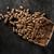 essiccati · arachidi · top · view · foto · buio - foto d'archivio © deandrobot