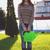 weiblichen · Gärtner · Bewässerung · Topf · unkenntlich · Frau - stock foto © deandrobot