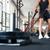 bodybuilder · opleiding · laden · gymnasium · hand · fitness - stockfoto © deandrobot