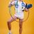 tam · uzunlukta · adam · halat · ev · Metal · kişi - stok fotoğraf © deandrobot