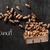 先頭 · 表示 · 写真 · ピーナッツ · 暗い - ストックフォト © deandrobot