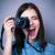 女子 · 照片 · 口 · 業務 · 面對 - 商業照片 © deandrobot