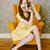 mooie · jonge · dame · fotograaf · regenjas · afbeelding - stockfoto © deandrobot