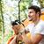 szczęśliwy · fotograf · Fotografia · kamery · mężczyzna - zdjęcia stock © deandrobot
