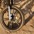 motocicleta · deserto · estrada · projeto · laranja · bicicleta - foto stock © deandrobot