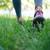 ランニングシューズ · 草 · 画像 · クローズアップ · 手 · フィットネス - ストックフォト © deandrobot