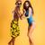 belo · africano · americano · mulher · dois - foto stock © deandrobot