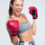 мнение · боксерские · перчатки · белый · спорт · здоровья · фон - Сток-фото © deandrobot