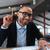 imprenditore · guardando · innovazione · piano · business · soldi - foto d'archivio © deandrobot