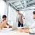 affaires · présentation · collègues · affaires · stratégie · d'entreprise - photo stock © deandrobot