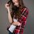 aranyos · félénk · fiatal · diák · lány · félhosszú - stock fotó © deandrobot