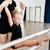 piccolo · help · insegnante · balletto · studio - foto d'archivio © deandrobot