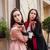 barátság · nővérek · csók · barátok · mosoly · gyerekek - stock fotó © deandrobot