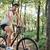 ciclista · strada · casco · cielo · sport · natura - foto d'archivio © deandrobot