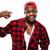 africaine · jeune · homme · écouter · de · la · musique · téléphone · portable · rire - photo stock © deandrobot