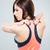 mulher · da · aptidão · dor · nas · costas · cinza · mulher · esportes · fitness - foto stock © deandrobot